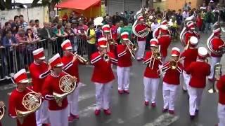 Banda Marcial de Martinópolis SP - O Dolar Furado Theme