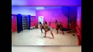 Corazon de Seda - OZUNA. Clase de Reggaeton, coreografia Julieta Fama
