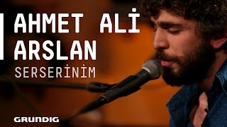Ahmet Ali Arslan @Akustikhane - Serserinim (Fikret Kızılok Cover) #Akustikhane #sesiniaç