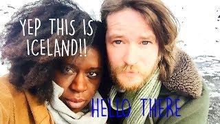Hello! Halló! PUSH PLAY | Adanna and Helgi | Candid
