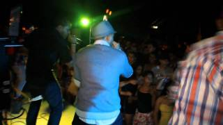 Mc Jay La Pica Pika at Club de los Militares