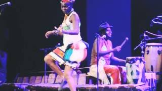 "NARF & TIMBILA MUZIMBA ""BUMBA II"": TEASER - WOMEX 2016"