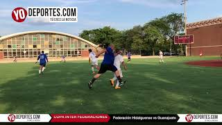 Final de veteranos  Copa Inter Federaciones Alfa All Family Active 2018