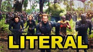 Vingadores: Guerra Infinita - TRAILER LITERAL - MrPoladoful