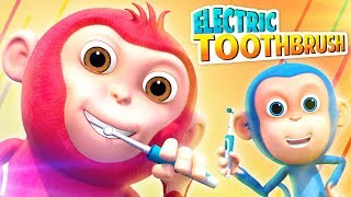 Mocha Latte - Electric Toothbrush Episode | Funny Comedy | Videogyan Kids Shows | Cartoon Animation