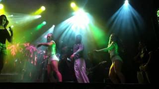 A Preferida do Brasil - Banda Magnificos em Chã-Grande