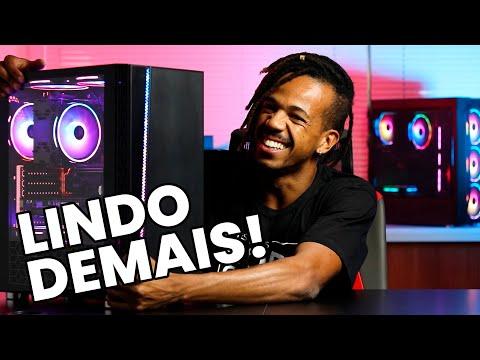 Conheça o Kronos! O mais novo Gabinete Gamer da DT3sports