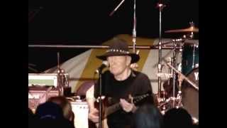 Johnny Winter and James Cotton - - Wheeling, WV  08-10-08
