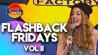 Flashback Fridays | Vol II | Laugh Factory Stand Up Comedy