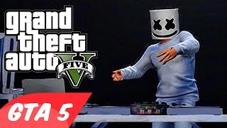 "GTA 5 ""MARSHMELLO - RITUAL"" MUSIC VIDEO! (GTA V Music Video)"