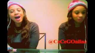 Rihanna - Pour It Up LIVE Cover By CeCe G (Medley Style)