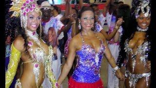 FOCUS ON LEG WORK IN SAMBA DANCE: Dance Steps