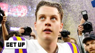 Can LSU remain title contenders without Joe Burrow? | Get Up