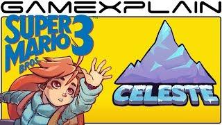 Celeste Has a Cool Super Mario Bros. 3 Easter Egg (Secret)