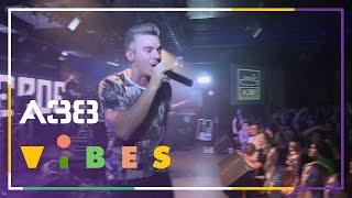 Brains - Superheroes // Live 2015 // A38 Vibes