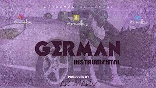 EO - German  Instrumental (Prod. By Ak Marv)   Afroswing Instrumentals 2018