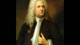 George Friederich Handel - La Rejouissance,Minuet and Allegro from ''Music for the Royal Firework''