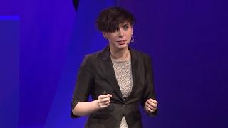 I Am Not A Monster: Schizophrenia | Cecilia McGough | TEDxPSU width=