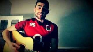 Swing Low Sweet Chariot - England Rugby song (acoustic cover)