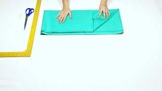 कम कपड़े में ज्यादा घेर की सलवार || Simple Joint Salwar Cutting Easy Method width=