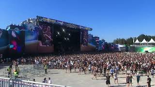 Dame - Pave Low [CoD Song] Live @ Frequency Festival 2017