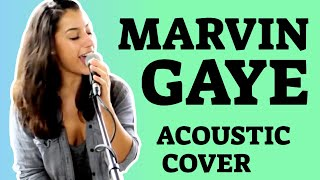 Marvin Gaye - Charlie Puth ft. Meghan Trainor (Official Music Video Cover)