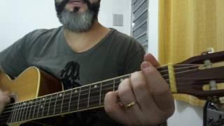 Familia debaixo da graça - Mauricio Paes ...video aula violão