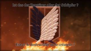 [VOSTFR] Shingeki no kyojin OST - Bauklötze