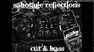 Sabotage Reflections vs Fat Freddys Drop - Cay's Crays (dnb sab mix)