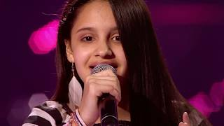 Katarina - 'I Have Nothing' | Sing-off | The Voice Kids | VTM