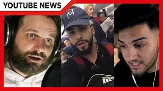 ApoRed und das Messer Video! | Gronkh lüftet Synchronrolle | Adam Saleh ein Lügner?