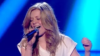 Becky Hill performs 'Ordinary People' - The Voice UK - Blind Auditions 4 - BBC One