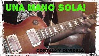 Cortala y Olvidala - La Renga Guitarra Cover HD