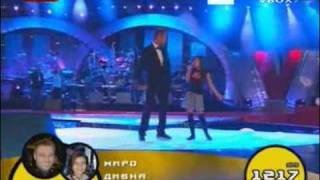 Divna Stancheva & Miro [08-22] - I Risk Having You (2008 'Pei s Men' Concert 4 @ Live)