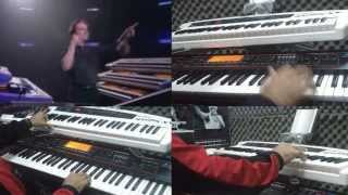 Yanni - Within Attraction - Juninho Pan - BRASIL 2014