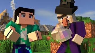Minecraft Animação - SÉRIE NOVA!? CONTINUEM!