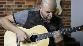 Alma Abatida - Harpa Cristã - 193 - Violão Instrumental - by Cicero Euclides