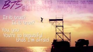 [ENGLISH COVER] BTS (방탄소년단) - Butterfly Ballad Ver.