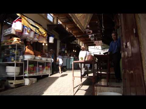 Marokko/ Morocco/Marokko( part 1/2) Kras Reizen