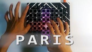 The Chainsmokers- Paris ( Beau Collins Remix)   Phantom Launchpad MK2 Cover