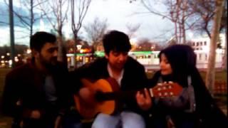 Rukiye Eylül Şekerci / Ellerini Çekip Benden 2015 Live