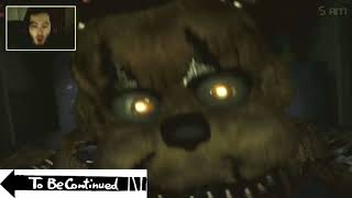 Fnaf 4 - To Be Continued Meme