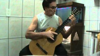 "EL TORO - Flamenco La malagueña- VIOLÃO- Musica espanhola ole-,arranjo ""Jose Herculano"""