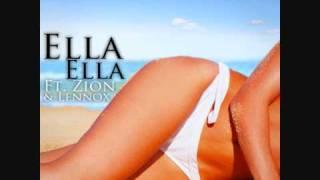 Don Omar Ft. Zion y Lennox - Ella Ella [Officiiall] + Letraa ♫