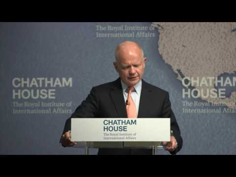 William Hague Video