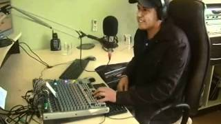 Locutor Jota Andrade ( Jotinha)