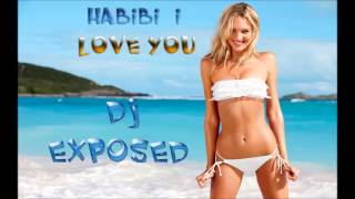 Ahmed Chawki Habibi I Love You Ft Pitbull & Sophia
