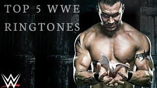 TOP 5 BEST WWE RINGTONES |