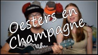 Cover van 'Oesters en Champagne' - Teske