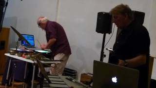 ELECTRO SONIC ART TRIO at IKLECTIK  JULY 2017 #3